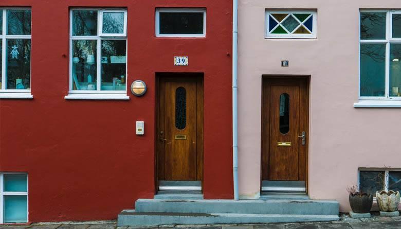 conseil peindre façade et murs extérieurs