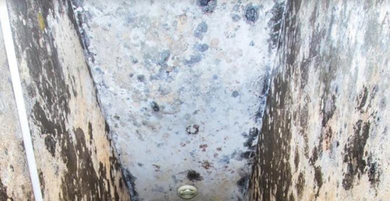 Traitement contre l'humidité des murs intérieurs